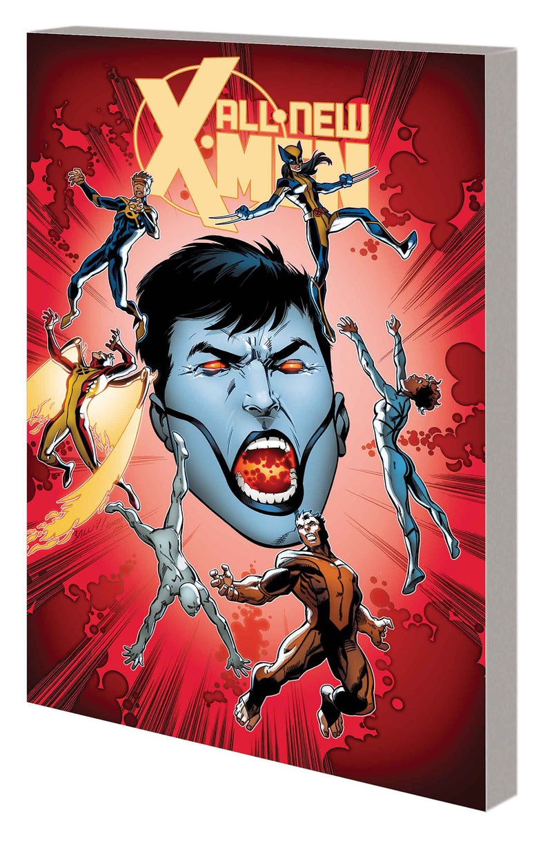 ALL NEW X-MEN INEVITABLE TP VOL 02 APOCALYPSE WARS