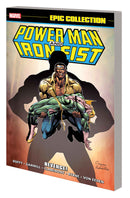 POWER MAN AND IRON FIST EPIC COLLECTION TP REVENGE