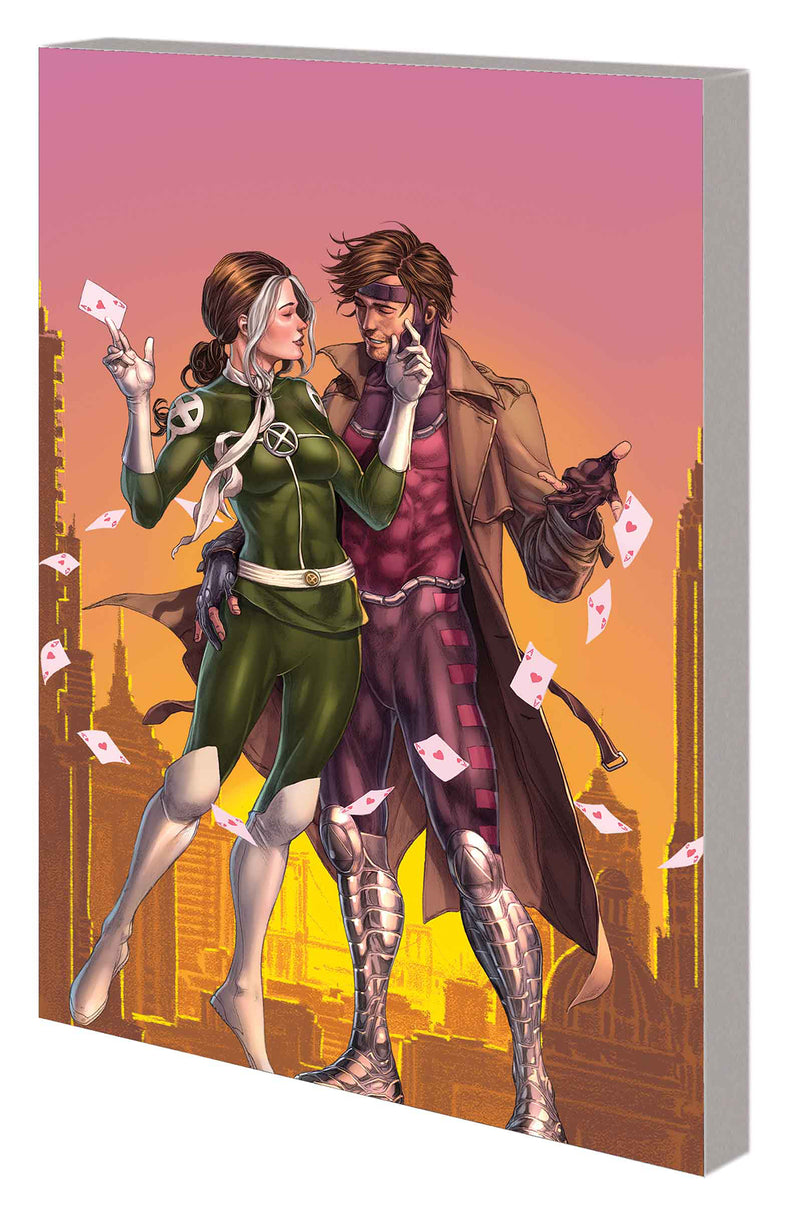 X-MEN GAMBIT AND ROGUE TP