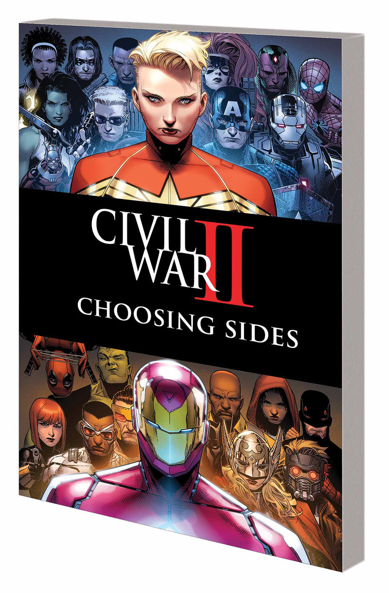 CIVIL WAR II CHOOSING SIDES TP
