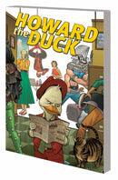 HOWARD THE DUCK TP VOL 02 GOOD NIGHT GOOD DUCK