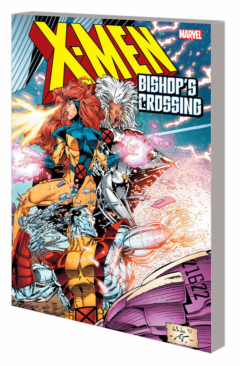 X-MEN TP BISHOPS CROSSING