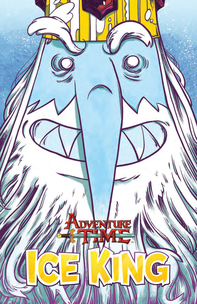 ADVENTURE TIME ICE KING TP (C: 1-1-2)