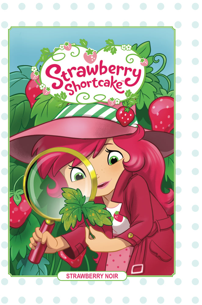 STRAWBERRY SHORTCAKE HC VOL 02 STRAWBERRY NOIR