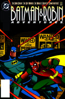 BATMAN AND ROBIN ADVENTURES TP VOL 01