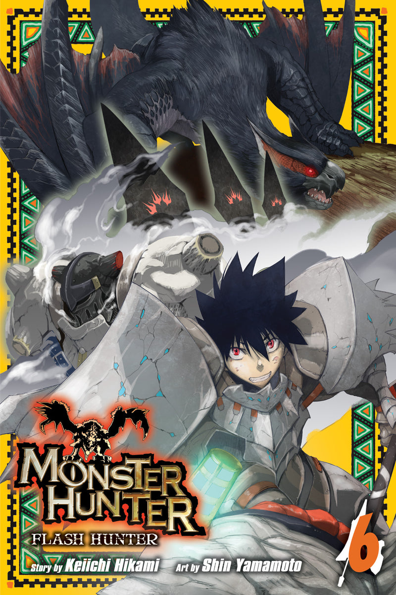 MONSTER HUNTER FLASH HUNTER GN VOL 06 (C: 1-0-1)