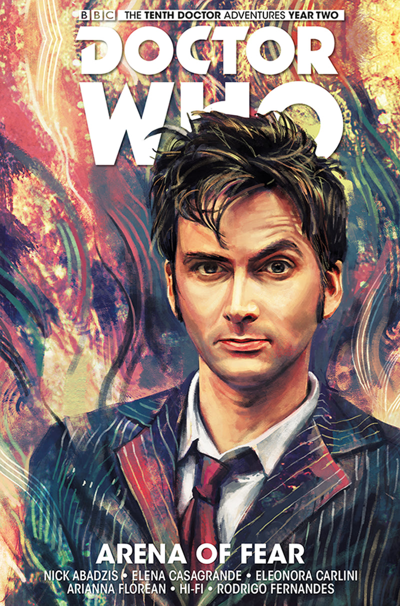 DOCTOR WHO 10TH TP VOL 05 ARENA OF FEAR