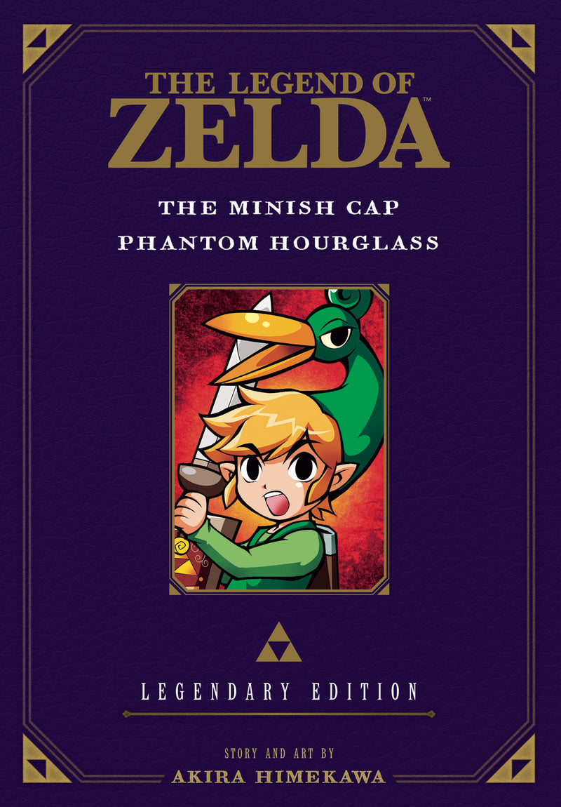 LEGEND OF ZELDA LEGENDARY ED GN VOL 04 MINISH CAP & PHANTOM