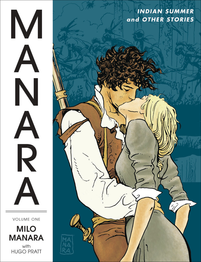 MANARA LIBRARY TP VOL 01 INDIAN SUMMER (MR) (C: 1-1-2)