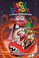 UNCLE GRANDPA ORIGINAL GN VOL 02 IN GRANDPALAND (C: 1-1-2)