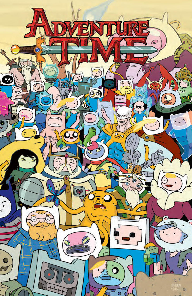 ADVENTURE TIME TP VOL 11 (C: 1-1-2)