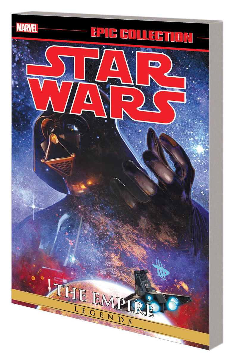 STAR WARS LEGENDS EPIC COLLECTION TP EMPIRE VOL 03