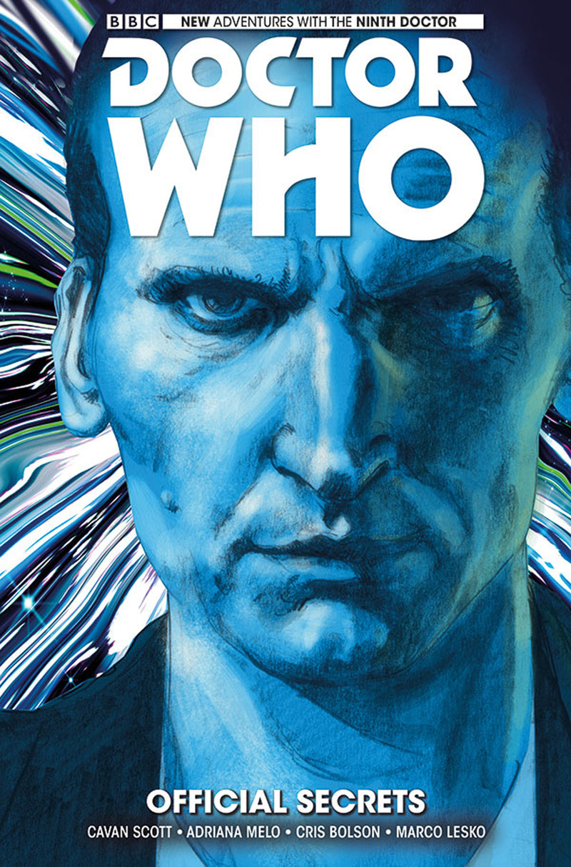 DOCTOR WHO 9TH HC VOL 03 OFFICIAL SECRETS
