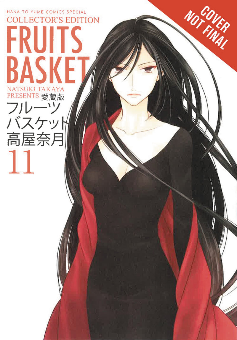 FRUITS BASKET COLLECTORS ED TP VOL 11 (C: 1-1-0)