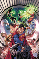 JUSTICE LEAGUE TP VOL 02 OUTBREAK (REBIRTH)