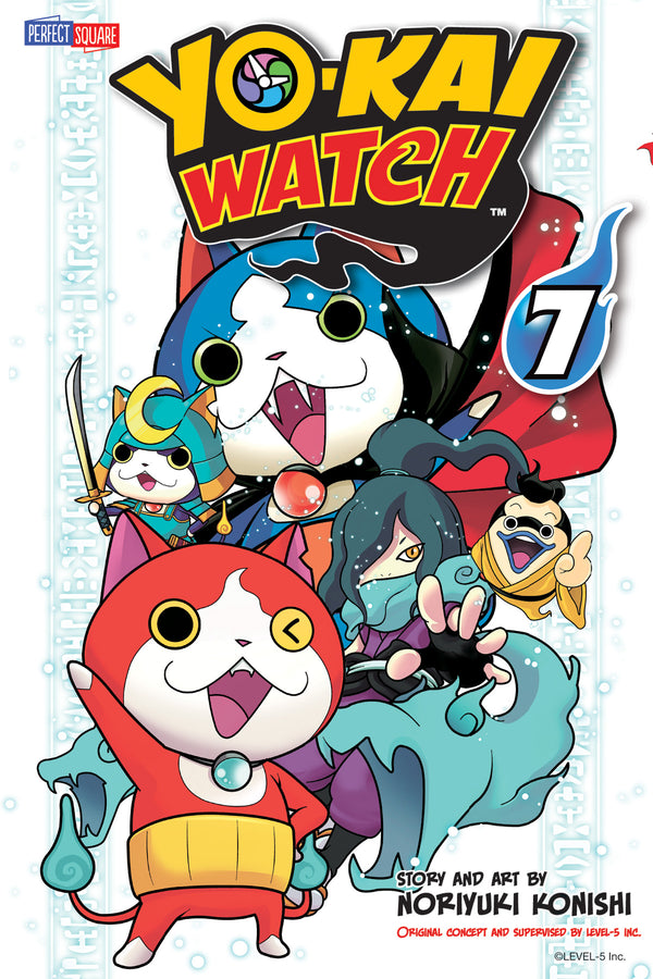 YO-KAI WATCH GN VOL 07 (C: 1-0-1)