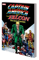 CAPTAIN AMERICA FALCON SECRET EMPIRE TP NEW PTG
