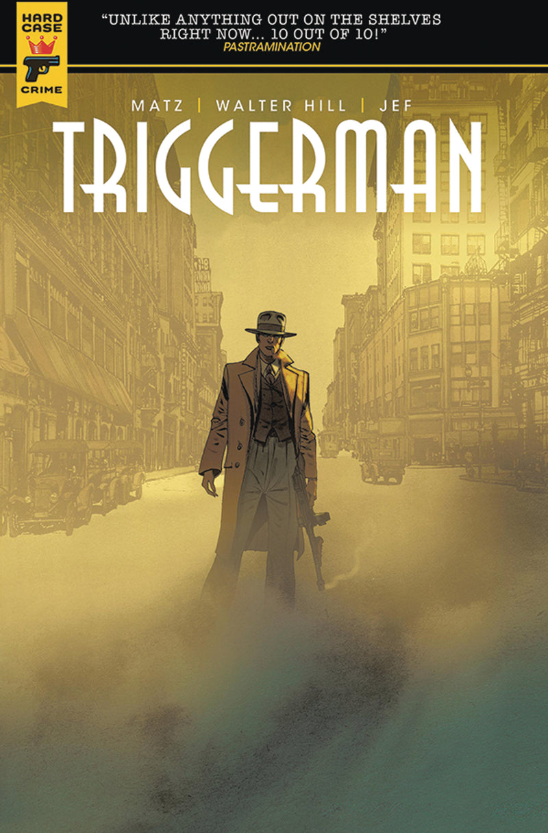 HARD CASE CRIME TRIGGERMAN TP (MR)