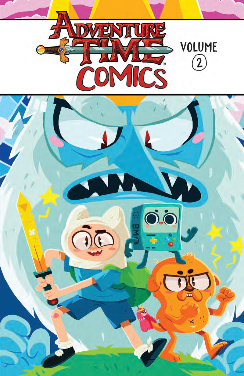 ADVENTURE TIME COMICS TP VOL 02 (C: 1-1-2)