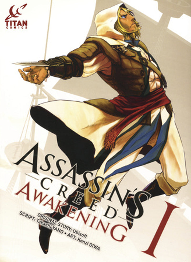 Assassins Creed Awakening Tp All Star Comics