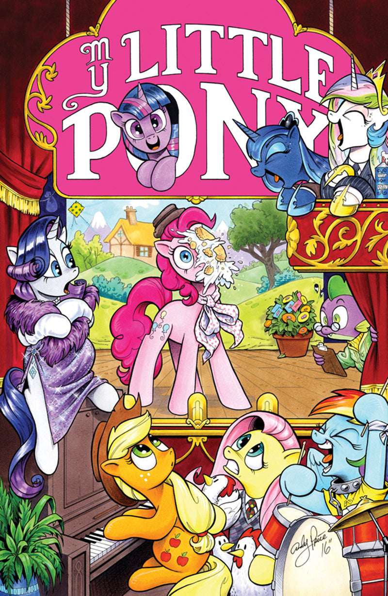 MY LITTLE PONY FRIENDSHIP IS MAGIC TP VOL 12