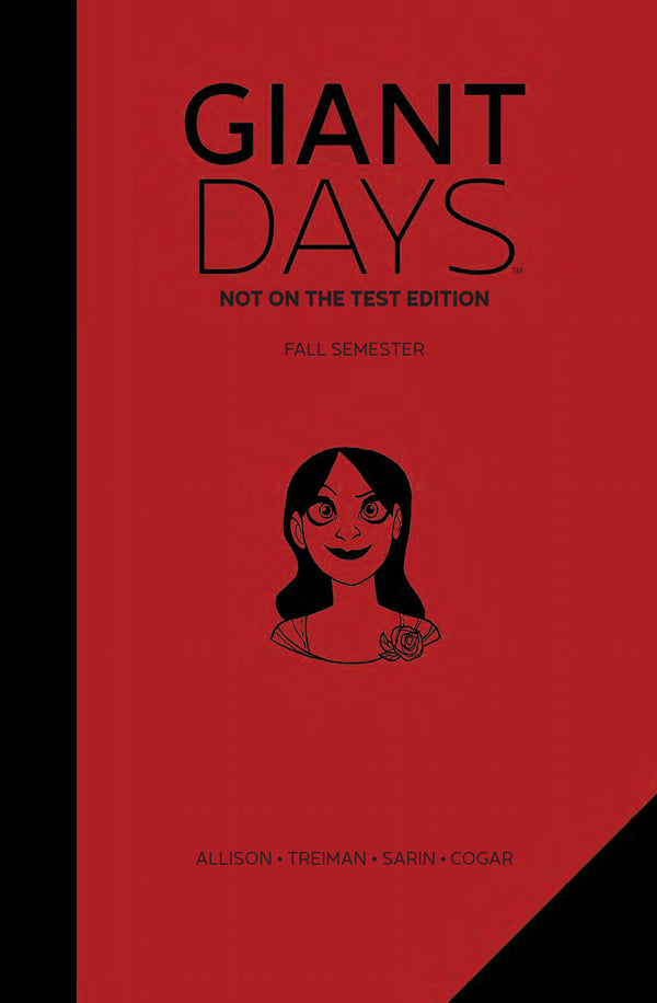 GIANT DAYS NOT ON THE TEST EDITION HC VOL 01 (C: 0-1-2)