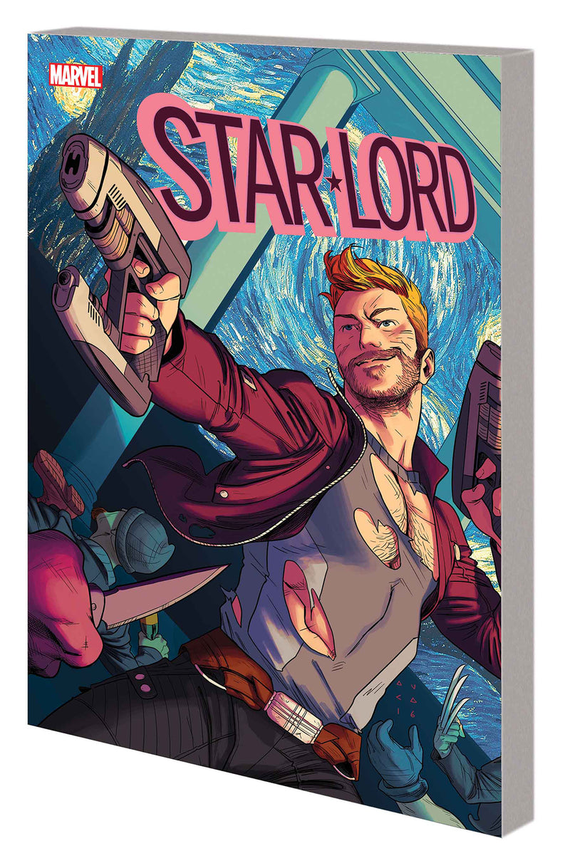 STAR-LORD TP VOL 03 GROUNDED