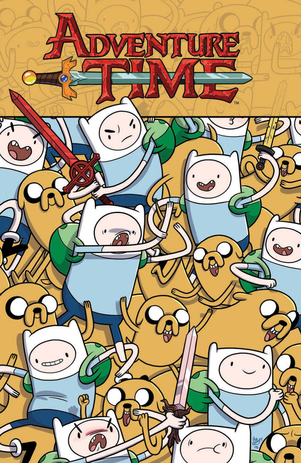 ADVENTURE TIME TP VOL 12 (C: 1-1-2)