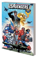 US AVENGERS TP VOL 01 AMERICAN INTELLIGENCE MECHANICS