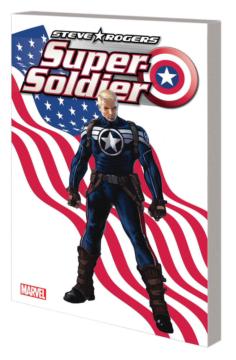 STEVE ROGERS SUPER SOLDIER COMP COLL TP