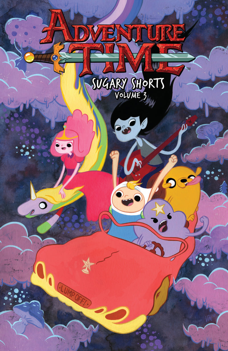 ADVENTURE TIME SUGARY SHORTS TP VOL 03 (C: 1-1-2)