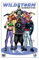 WILDSTORM A CELEBRATION OF 25 YEARS HC
