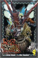 MONSTER HUNTER FLASH HUNTER GN VOL 09 (C: 1-0-1)