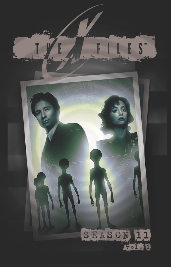X-FILES COMP SEASON 11 TP