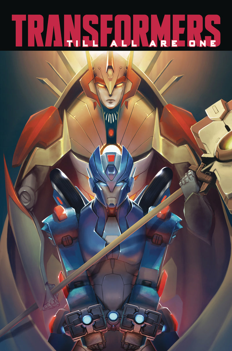 TRANSFORMERS TILL ALL ARE ONE TP VOL 03 (C: 0-1-2)