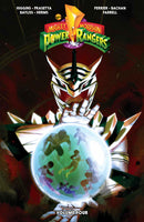 MIGHTY MORPHIN POWER RANGERS TP VOL 04