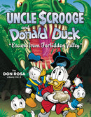 DISNEY ROSA DUCK LIBRARY HC VOL 08 ESCAPE FORBIDDEN VALLEY (