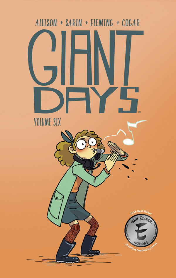 GIANT DAYS TP VOL 06 (C: 0-1-2)
