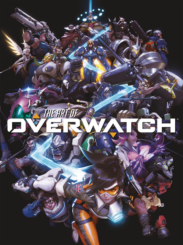 ART OF OVERWATCH HC (C: 0-1-2)
