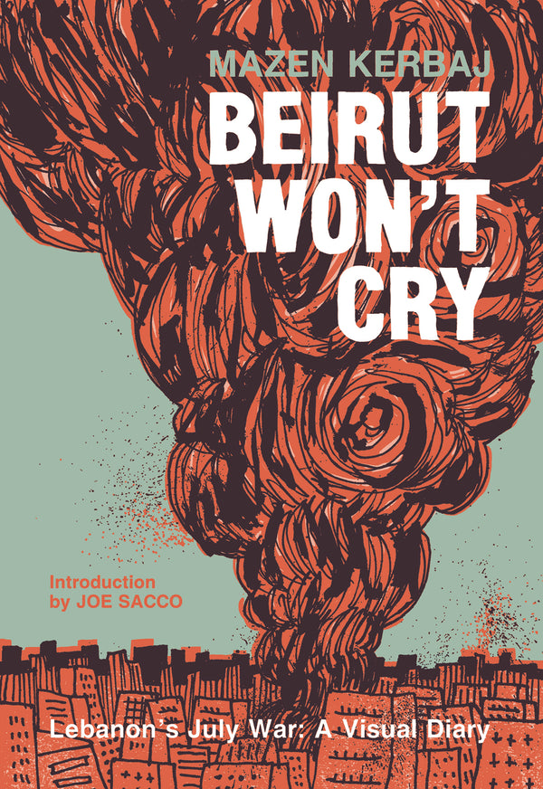 BEIRUT WONT CRY GN (C: 0-1-2)