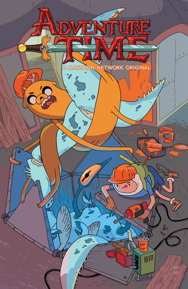 ADVENTURE TIME TP VOL 13 (C: 1-1-2)