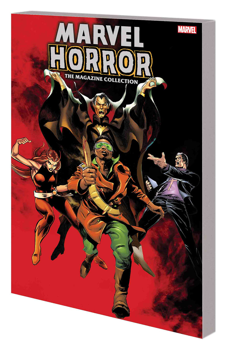 MARVEL HORROR MAGAZINE COLLECTION TP