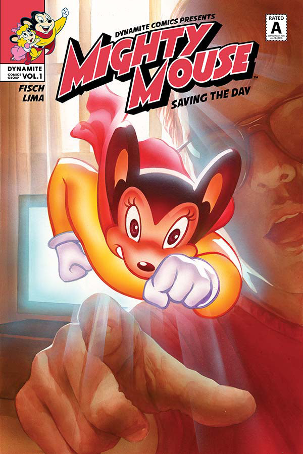 MIGHTY MOUSE TP VOL 01 SAVING THE DAY