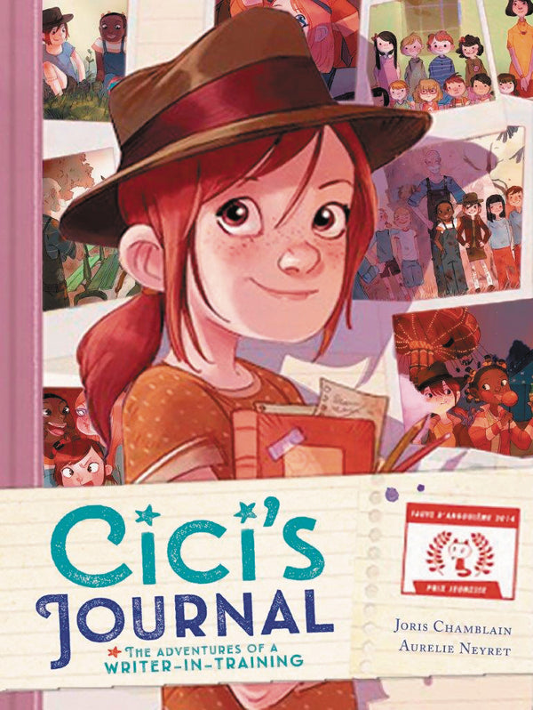 CICIS JOURNAL HC GN (C: 1-1-0)