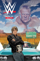 WWE ONGOING TP VOL 02 (C: 0-1-2)