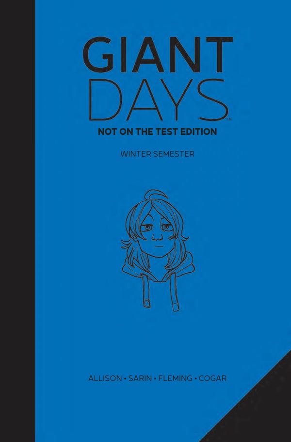 GIANT DAYS NOT ON THE TEST EDITION HC VOL 02 (C: 0-1-2)