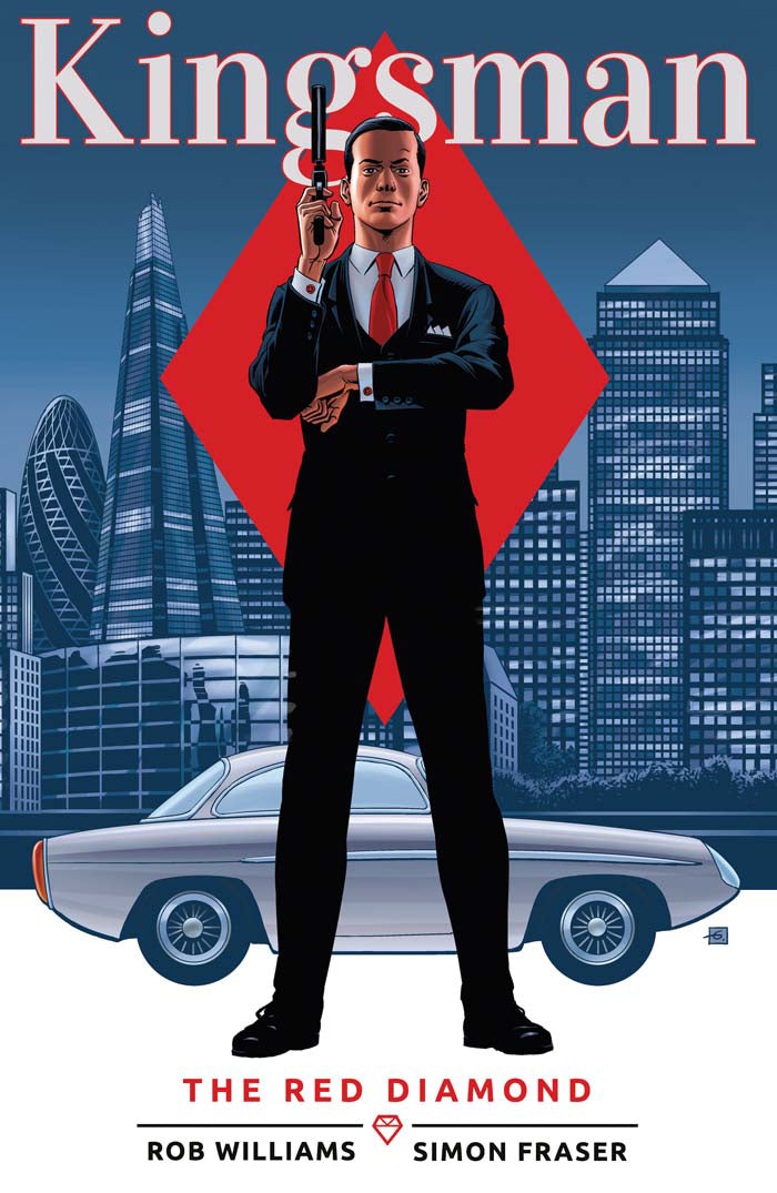 KINGSMAN TP VOL 02 RED DIAMOND (MR)