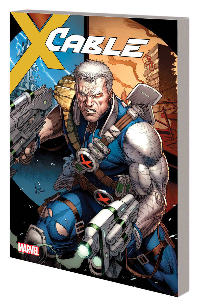CABLE TP VOL 01 CONQUEST