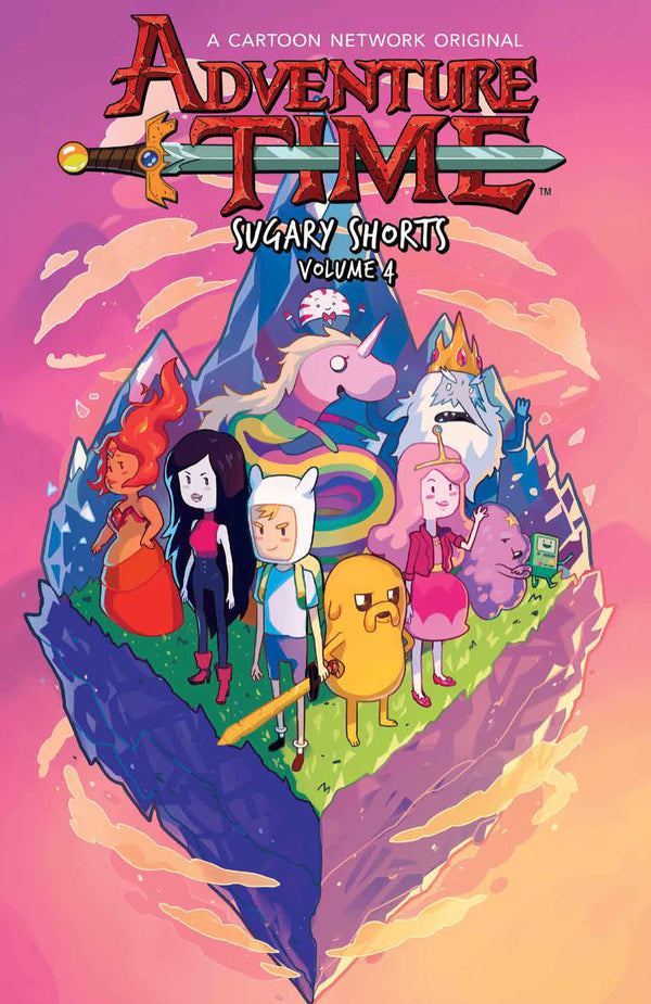 ADVENTURE TIME SUGARY SHORTS TP VOL 04 (C: 1-1-2)