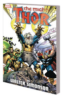THOR BY WALTER SIMONSON TP VOL 02 NEW PTG
